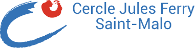Cercle Jules Ferry Saint-Malo Athlétisme Logo