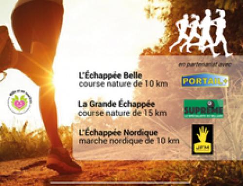 Les Echappées Nature, La chapelle des Fougeretz le 27 Mai 2018