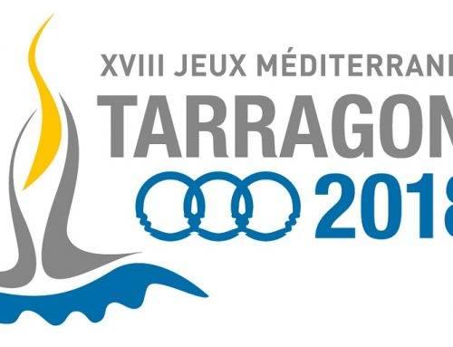 Jeux Méditerranéens du 27 au 30 Juin 2018, Tarragone (ESP)
