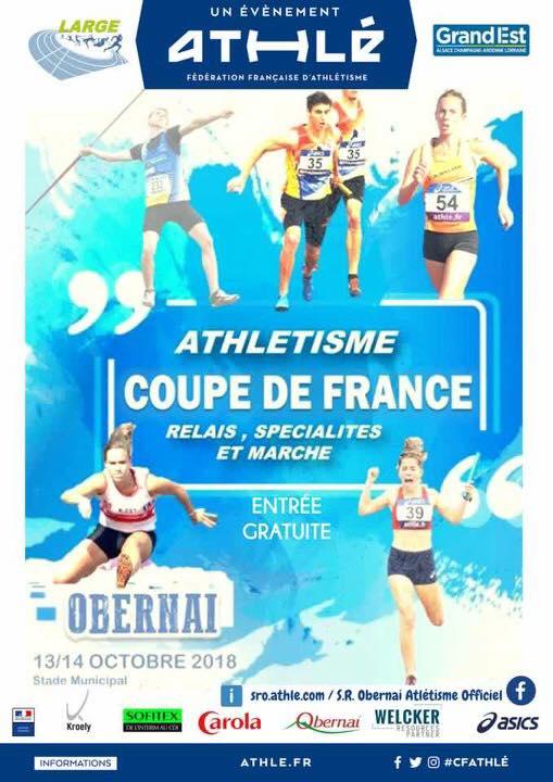 Coupe de France 13-14 Octobre 2018, Obernai (G-E) - Cercle