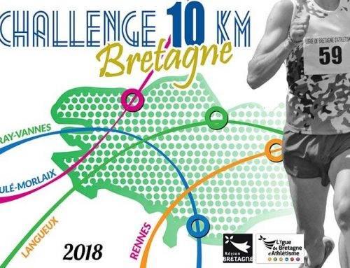 10Km Taulé Morlaix le 4 Novembre 2018
