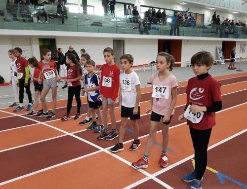 Challenge Mario Gatti, Rennes, le 9 Décembre 2018