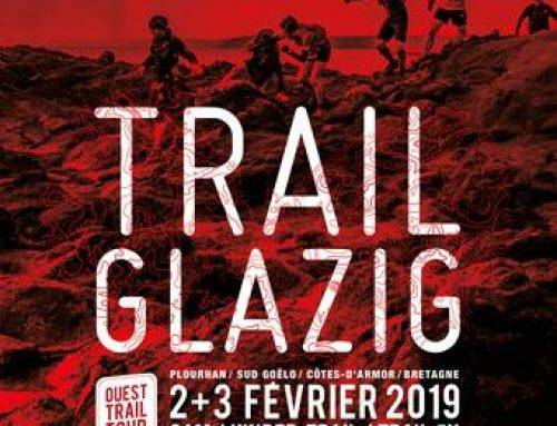 Le Trail Glazig,  le 3 Février 2019