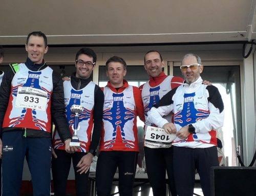 1/2 Finale Championnats de France de Cross-country, Lisieux, le 17 Février 2019