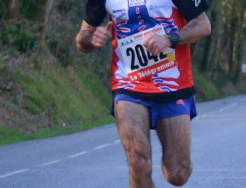 Semi-marathon Locronan Plogonnec Quimper , Le 17 Mars 2019