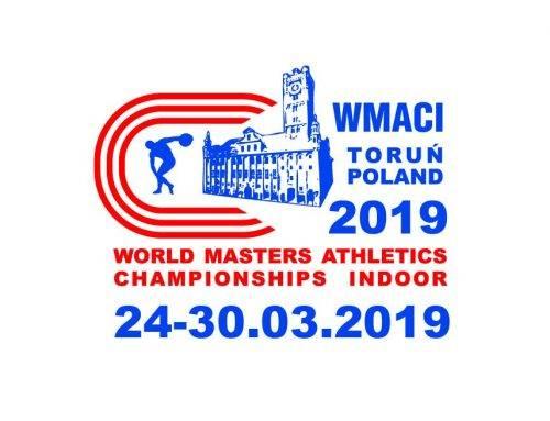 World Masters Athletics, Torun (Pologne) Du 24 au 30 Mars 2019