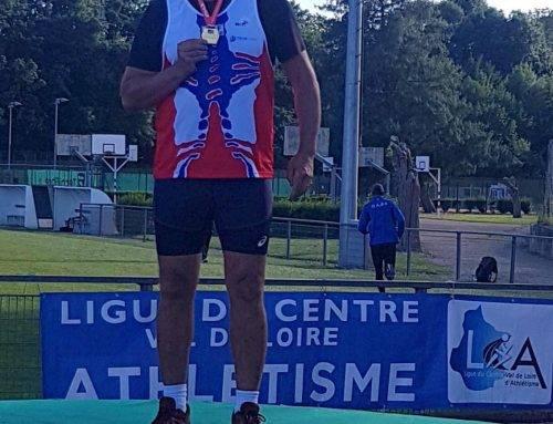 Championnats de France Masters, Dreux, les 15 et 16 Juin 2019