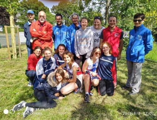 Championnats de Bretagne Minimes, Concarneau , le 8 Juin 2019