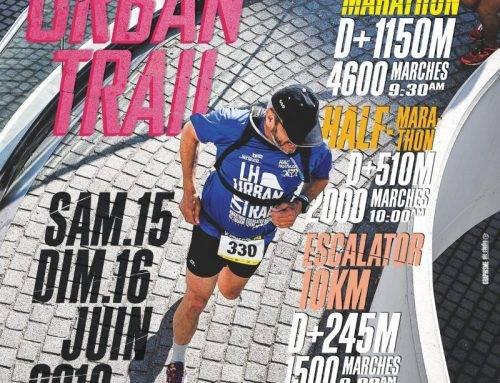 Urban trail Le Havre le 16 Juin 2019