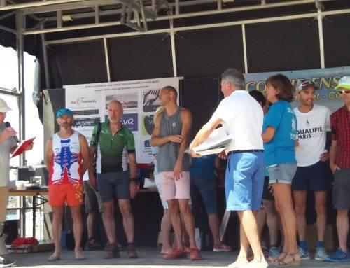 'Entre plages et chemins creux de Pornichet' trail de 31kms, le 7 Juillet 2019