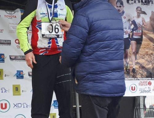 Demi finale Championnat de France de cross-country à Carnac, le 16 Février 2020