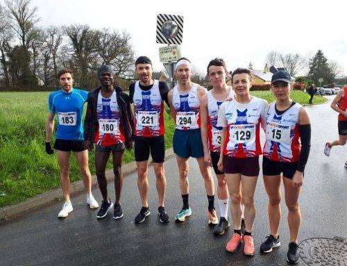 10km de Miniac-Morvan et d'Avranches, le 8 Mars 2020