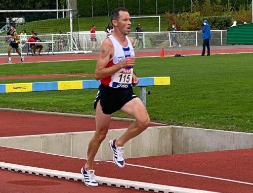 Championnats de France  du 10 000M à Pacé , le 29 Août 2020