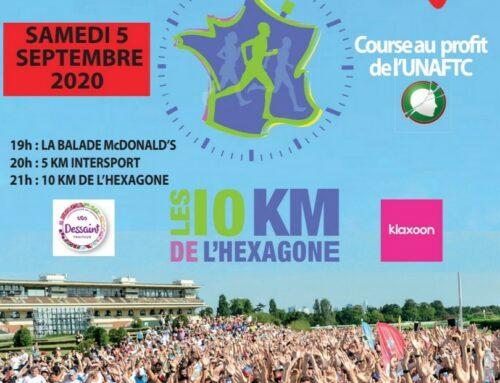 10KM de l'Hexagone, Pacé , le 5 Septembre
