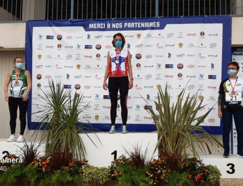 Championnats de France Masters, Chalon Sur Saône (71) le 11 Octobre 2020