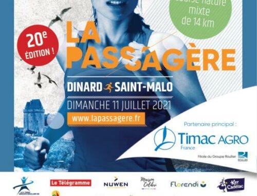 La Passagère, Saint-Malo, le 11 Juillet 2021